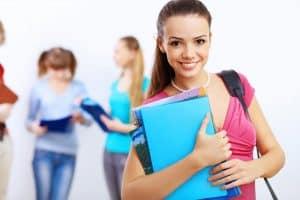 Študentje dijaki praksa